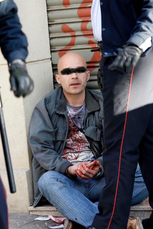 ESPAÑA-VIOLENCIA MACHISTA