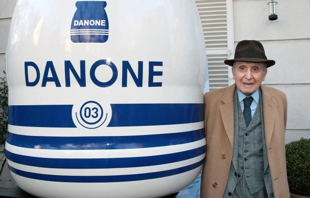 FRANCE-RETAIL-FOOD-DANONE