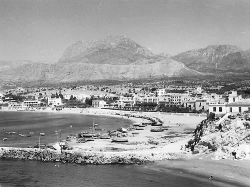 benidorm 1958