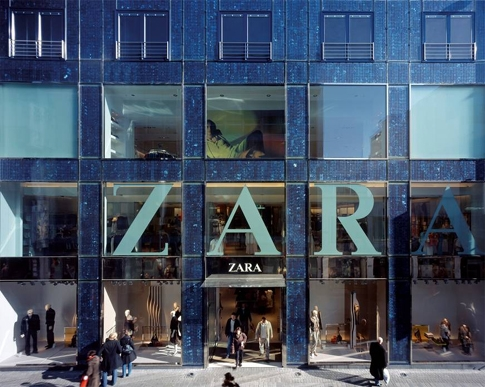 Zara Edwin Winkels