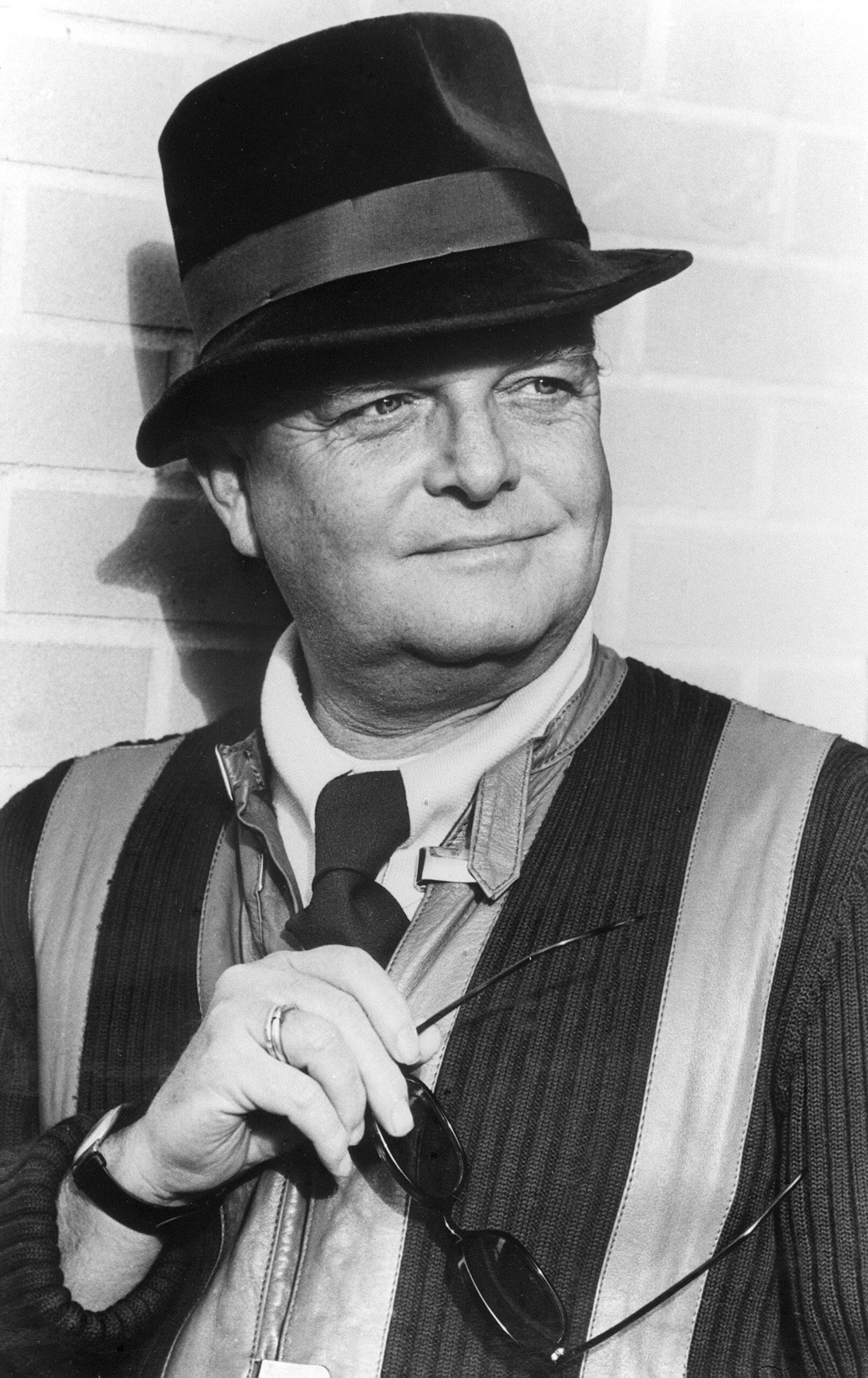 Truman Capote In Palamós | Edwin Winkels