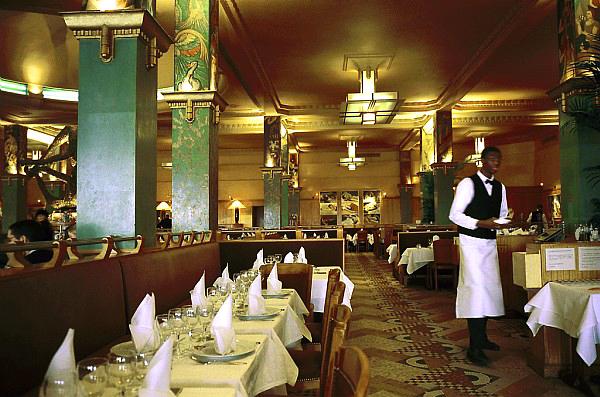 Restaurant Corinto Paris