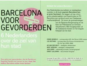 barcelona voor gevorderden