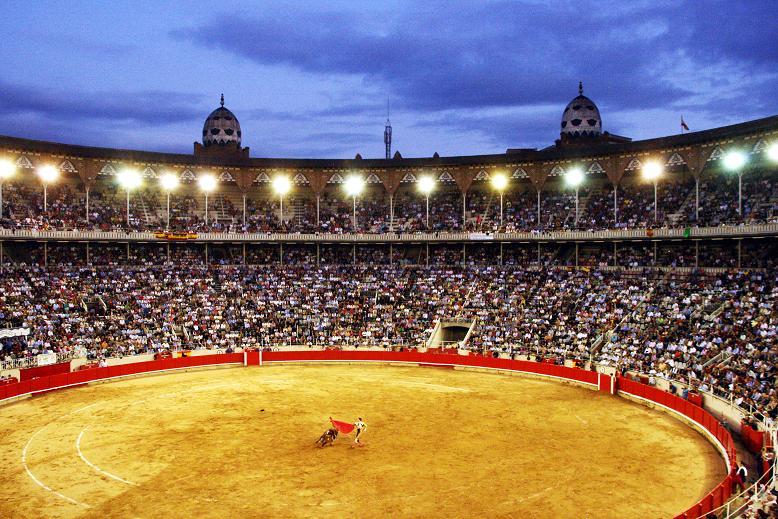 stierenvechten barcelona1 ©edwin winkels
